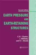 Earth Pressure and Earth-Retaining Structures, Second Edition