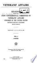 Hearings  February 1 4  6 and 24  1933