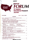 National Forum of Applied Educational Research Journal