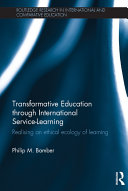 Transformative Education through International Service Learning