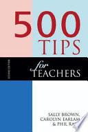 500 Tips for Teachers
