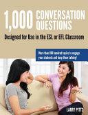1 000 Conversation Questions Book PDF