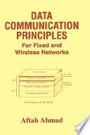Data Communication Principles Book
