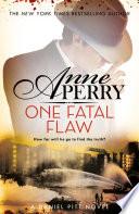 One Fatal Flaw  Daniel Pitt Mystery 3