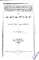 The    Banqueting House     Or  Communion Addresses   Edited by G  Spring