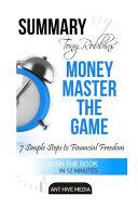 Tony Robbins  Money Master the Game Book