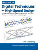 Handbook of Digital Techniques for High Speed Design Book