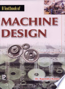 A Text Book of Machine Design