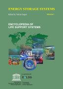 Energy Storage Systems   Volume I