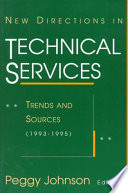 New Directions In Technical Services