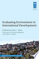 Evaluating Environment in International Development