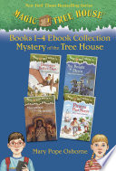 Magic Tree House Books 1 4 Ebook Collection