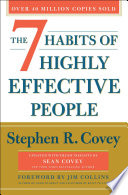 """The 7 Habits of Highly Effective People: 30th Anniversary Edition"" by Stephen R. Covey, Sean Covey, Jim Collins"