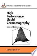 High Performance Liquid Chromatography Book