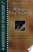 Bonhoeffer s the Cost of Discipleship
