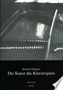 Die Kunst des Klavierspiels