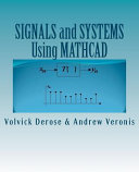 Signals and Systems Using Mathcad