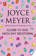 Closer to God Each Day Devotional Book