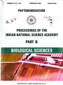 Proceedings of the Indian National Science Academy
