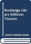 Routledge Library Editions  Tourism