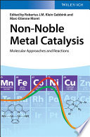 Non-Noble Metal Catalysis