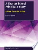 A Charter School Principal   s Story