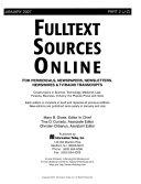 Fulltext Sources Online Book