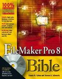 Filemaker Pro 8 Bible Book