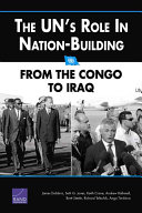 The UN's Role in Nation-Building: From the Congo to Iraq [Pdf/ePub] eBook