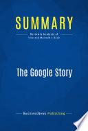 Summary The Google Story Book PDF