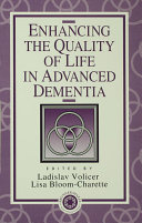 Enhancing the Quality of Life in Advanced Dementia [Pdf/ePub] eBook