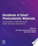 Handbook of Smart Photocatalytic Materials