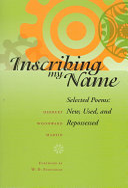 Inscribing My Name
