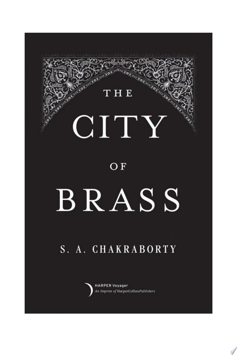 The City of Brass image