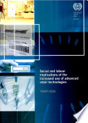 Social and Labour Implications of the Increased Use of Advanced Retail Technologies