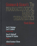 Cover of Goodman & Gilman's the Pharmacological Basis of Therapeutics