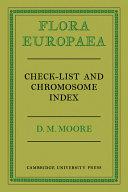 Flora Europaea Check List and Chromosome Index