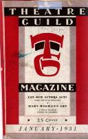 Theatre Guild Magazine