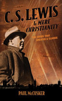 C  S  Lewis   Mere Christianity