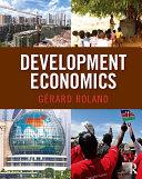 Pdf Development Economics