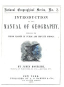 Introduction to the Manual of Geography