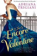Encore Valentine Book