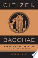 Citizen Bacchae