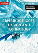 Cambridge IGCSE® Design and Technology