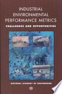 Industrial Environmental Performance Metrics