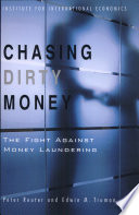 Chasing Dirty Money The Fight Against Money Laundering