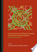 Current Issues in Second Foreign Language Teaching and Teacher Development