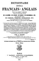 Dictionnaire général français-anglais ebook