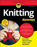Pdf Knitting For Dummies Telecharger