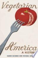 Vegetarian America Book